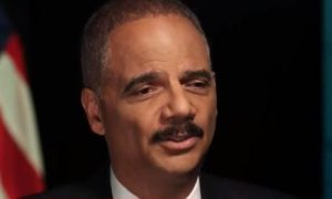 Eric Holder: No problem with Comey's early conclusions on Hillary's server… he's an 'honest guy' - Former Attorney General Eric Holder has no problem with James Comey making a decision on Hillary Clinton's server before even interviewing her since he is an 'honest guy.' The former FBI chief was already drafting a letter in 2016 exonerating Clinton of any wrongdoing while the federal investigation into her email server was still ongoing. But Holder took no issue with that, speaking with CNN's Jake Tapper about Comey drafting a memo months before concluding the probe. &#039 - MadSPace 2017 Daily Alternative Conservative Controversial Conspiracy News