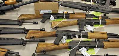 Oregon initiative would ban 'assault' weapons - (Salem Statesman Journal) A proposal to ban assault weapons and high-capacity magazines in Oregon has been submitted as a ballot initiative petition intended to prevent mass shootings. Filed by an interfaith religious group in Portland, Initiative Petition 42 would also require legal gun owners to surrender or register their assault weapons or face felony charges, according to language released Tuesday. The group said it aims to get enough signatures to put the measure before voters in the - MadSPace 2018 Daily Alternative Conservative Controversial Conspiracy News