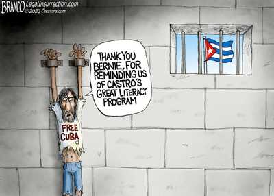 Branco Cartoon - The Power of Positive