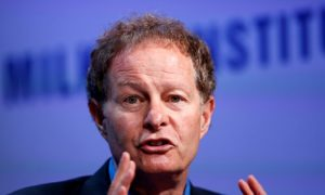 "Whole Foods CEO Describes Socialism as 'Trickle Up Poverty,' a 'Disaster' Doomed to Fail - Whole Foods founder and CEO John Mackey told the American Enterprise Institute in a livestreamed interview on Tuesday that socialism is a failed system that ""impoverishes everything"" and characterized it as ""trickle-up poverty."" Mackey, who co-authored the book ""Conscious Capitalism,"" said that ""socialism has been tried 42 times in the last 100 years, and 42 failures. It doesn't work, it's the wrong way. We have to keep capitalism."" While"